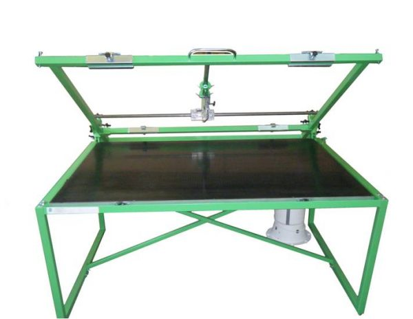 Pottervac Screen Printing Hand bench Range
