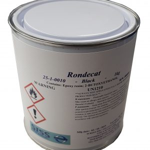 SISS Rondecat Solvent Screen Printing Ink