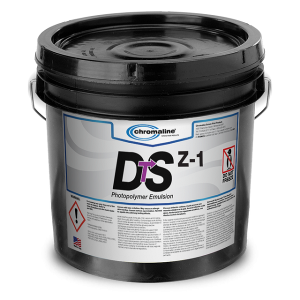 Chromaline DTS Z1 Photopolymer Emulsion